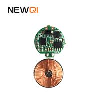 无线充电模块 多功能无线充 3合1无线充电器 桌面无线充