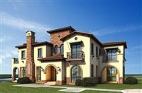 30萬農村建別墅,輕鋼別墅的發展趨勢