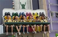 新款儿童户外设备 儿童单面青蛙跳 广东鸿博厂家直销定制