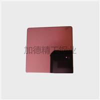 镜面酒红色不锈钢板-8k酒红色镀钛,上海酒店装饰不锈钢工程
