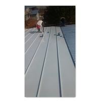 小跨度金屬屋面25-400鋁鎂錳矮立邊咬合屋面板