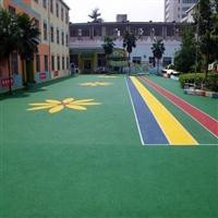 大連塑膠跑道,EPDM地面,籃球場,幼兒園地面鋪裝