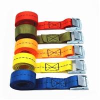 尼龍綁帶 壓扣綁帶 彩色綁帶 按扣捆綁帶