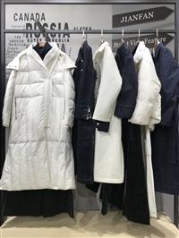 上海原创设计师品牌 痕迹19秋冬装  女装货源进货渠道