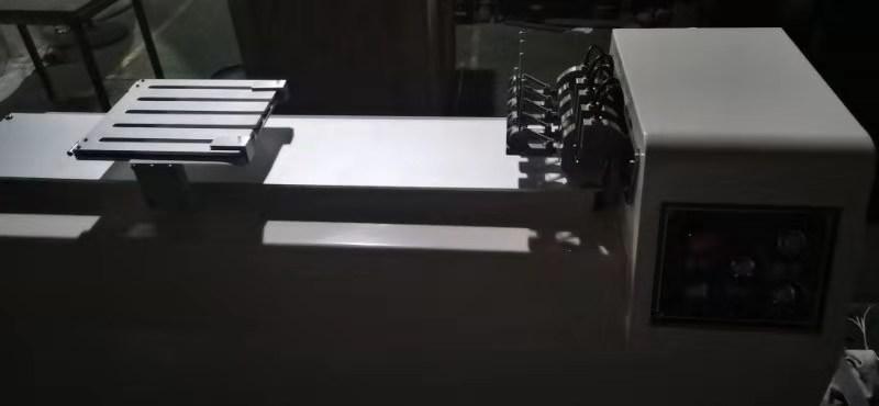 多通道电池片焊带剥离力测试视频