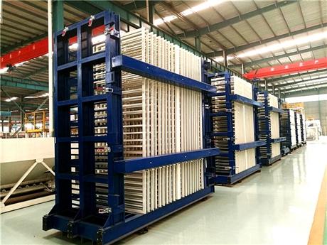 PC构件设备生产线湖北墙板机设备报价