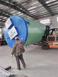 滄州南皮一體化PE泵站江蘇專業廠家