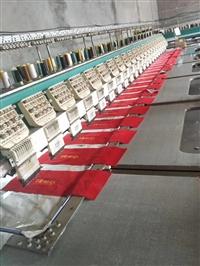 地毯刺绣智能电脑绣花机价格