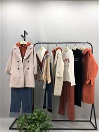 杭州新作品牌折扣女装加盟排行榜