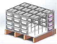 长沙屋顶不锈钢水箱