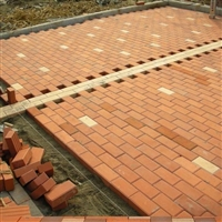 云南德宏州陶土燒結磚設備