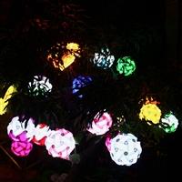玲珑球景观灯 LED圆球景观灯 树木亮化装饰灯 树木挂饰灯