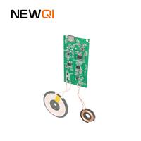 无线充电灯方案 无线充电灯方案 无线充电宝oppo专用 快充方案