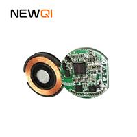 无线充电器三星方案 无线充电接收器贴片方案 无线充电鼠标 可充