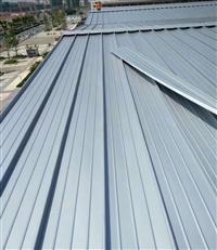 临高县铝镁锰板厂家氟碳铝合金订做别墅群屋面施工工艺