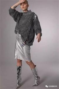 东莞时尚潮牌女装  莫安娜潮牌女装 品牌折扣女装尾货批发