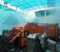 环保除臭雾化设备