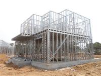 東莞東城鋼結構廠房搭建,東城輕鋼別墅搭建