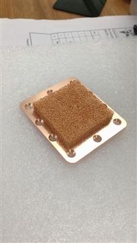 真空钎焊产品加工紫铜系列