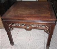 上海红木家具回收价格表