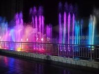 内蒙音乐喷泉施工维修专业公司
