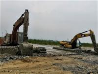 西藏林芝水上两栖挖掘机出租信息