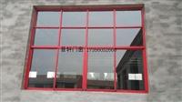 山东彩色涂层钢板窗,彩板门窗图片,彩钢窗生产厂家