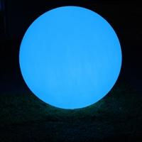LED发光圆球灯 球形景观灯 公园景区庭院草地草坪 亮化景观灯