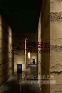 杭州夯土墻構造