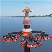 38人高空赏月大型游乐设备价格