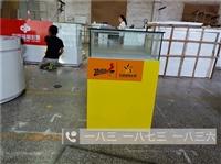 体彩辅助台摆放要求 天津河东福彩摆放机器桌子实体店装修