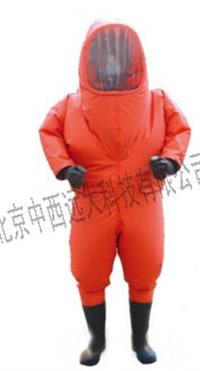 中型防化服 型号:UY866-FHLWS-005