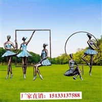 欧景雕塑制作的芭蕾舞者雕塑,品质卓越,美陈装饰芭蕾舞者摆件