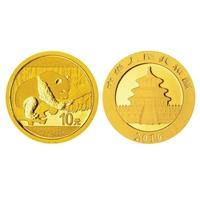 上海熊猫金银币回收价格 上海金银币回收