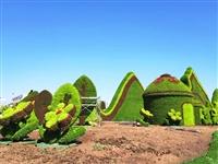 立體花壇生產廠家-綠雕設計工廠