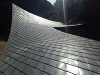 五指山市铝镁锰板厂家氟碳铝合金订做别墅群屋面销售安装