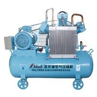 静音无油空压机销售厂家,六氟化硫压缩机供应