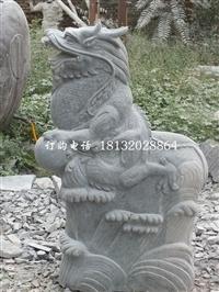 石雕十二生肖青石植物雕塑