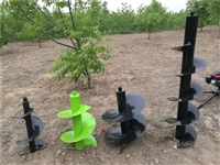 汽油挖树洞机精度加强配置