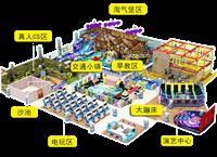 广州儿童淘气堡厂家、儿童淘气堡专业策划