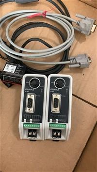 全球收受接收基恩士SR-710条码读取器