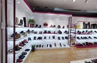 成都鞋店展示柜量身设计定制 价格优惠