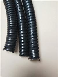 宝应县建材护线用DN12FS包塑穿线管耐腐蚀