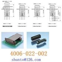 1.27mm进口超小型板对板连接器8925R-040-179F单手插拔接插件