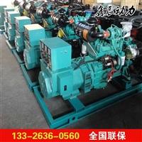 潍柴道依茨80千瓦发电机组四保护WP4D108E200柴油机