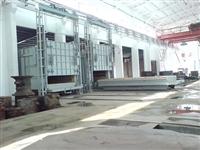 轧辊热处理炉,大型台车退火炉
