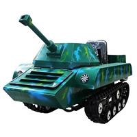 今日新聞 單人全地形坦克放心省心 游樂QF