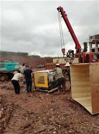 破石头工程在居民区怎么干甘肃陇南-愚公斧劈裂机厂家