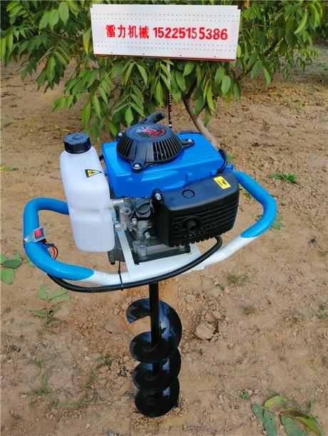 新品栽树挖坑机专用工程级