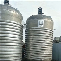 二手不锈钢反应釜价格 买几台 二手小型奥氏体不锈钢反应釜 上海